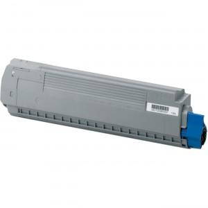 Oki MC851/861 7.3k Yellow Toner Cartridge Code 44059165