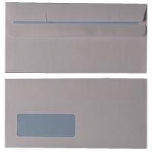 Q-Con Wndw S/Seal 100g DL Envelope P1000