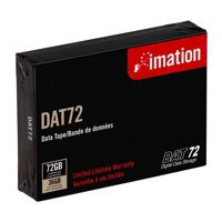 Imation 4mm Data Cartridge DAT-72 170m 36/72Gb i17204