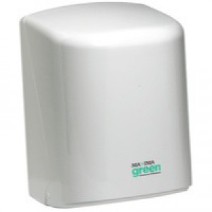 Maxima Bulk Pack Toilet Tissue Dispenser White