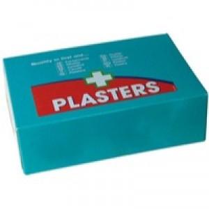 WC Blu Det Plasters Astd PK150 1214037