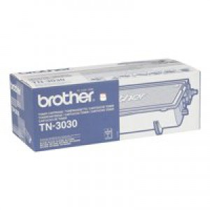 Brother Laser Toner Cartridge Page Life 3500pp Black Ref TN3030