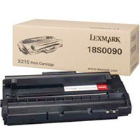 Lexmark X215 Laser Toner Cartridge Black 18S0090