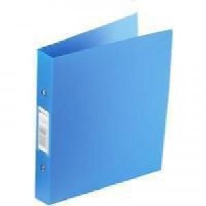 Rexel Blue 2 Ring A5 Binder 25mm PK10