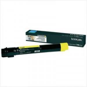 Lexmark C950X2YG Yellow Toner Cartridge