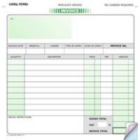 Sigma 2 Part Invoice Si/2 Pk50