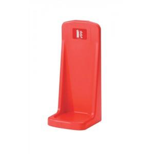 IVG Fire Extinguisher Stand Single Glass-reinforced Plastic W320xD300xH750mm Ref IVGSFSS