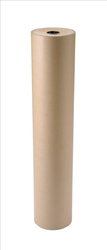 Kraft Paper Strong Thick for Packaging Roll 70gsm 900mmx300m Brown