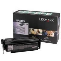 Lexmark T430 Return Programme High Yield Toner Cartridge Black 12A8425
