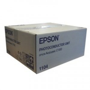 Epson Photoconductor Unit Page Life 14000pp Ref S051104