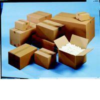 Corrugated Box Single Wall 125 T/T/B A4 4 Ream 305x229x229mm T.Liner Pack 25