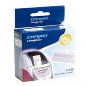 Dymo LabelWriter Labels International Return Address 25x54mm Ref 11352 S0722520 [Pack 500]