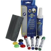 AF White Boardclene Kit AWBlack000