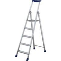 Image for 5 Ribbed Tread Platf Step Ladder 358755