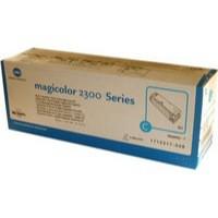 Konica Minolta Magicolor 2300 Toner Cartridge High Capacity Cyan 1710517-008