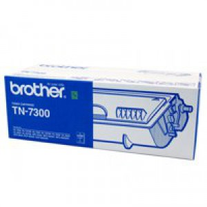 Brother Laser Toner Cartridge Page Life 3300pp Black Ref TN7300