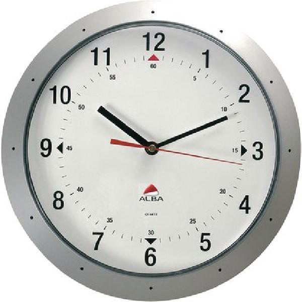 Wall Clock Diameter 320mm Grey