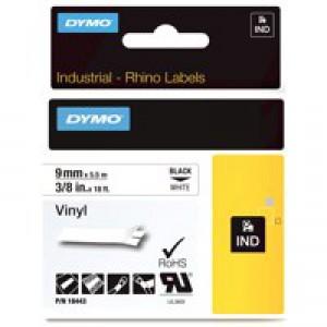 Dymo 9 WT Vinyl 9mm 18443/S0718580