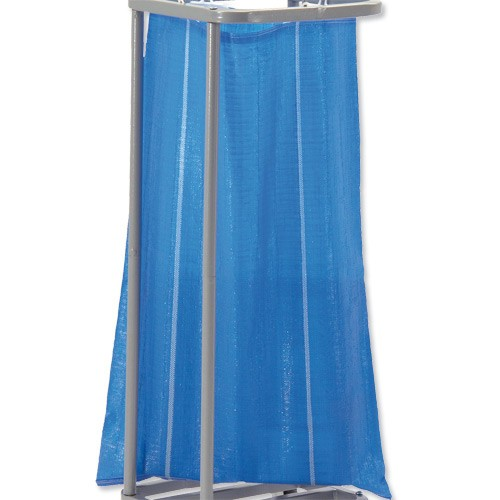 Versapak Mailsack with Suspension Hooks Polypropylene 600x900mm Blue Ref SK1DW-BLS