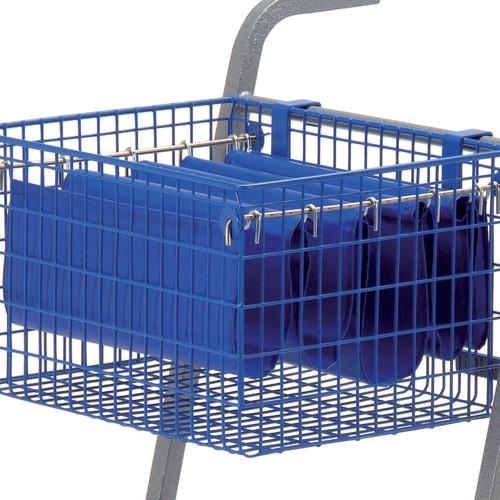 Versapak Suspension Files for MT2 MT3 Trolleys Blue Ref WALLET16 [Pack 5]