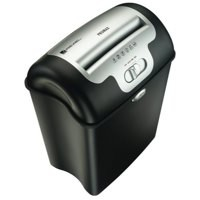 Rexel V65 Shredder High Security 4x34mm Cross Cut 27 Litre 6x80gsm A4 W350xD240xH480mm Ref 2101339