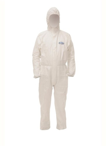 Kleenguard A40 Coverall Film Laminate Fabric Particle-resistant Anti-static EN 1149-1 XX Large Ref 97940