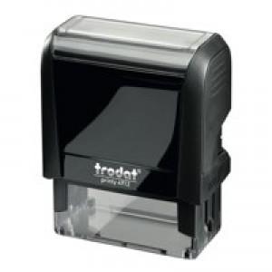Trodat Printy 4912 Pre-Inked Custom Stamp Size 46x18mm