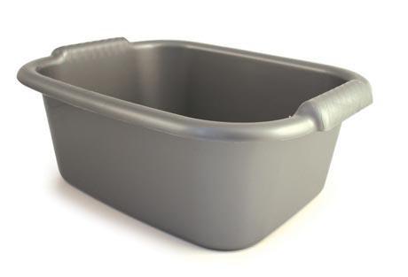 Bentley Washing Up Bowl Round Silver Ref WUB01/S