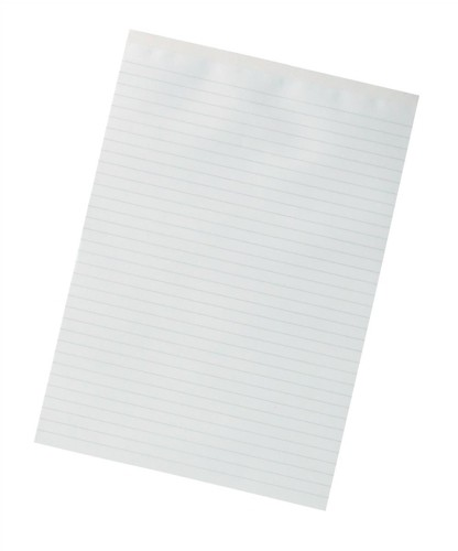 Silvine Office Memo Pad Headbound Narrow Ruled 160pp A4 Ref A4MEMNF [Pack 10]
