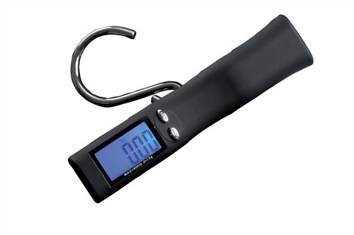 Juescha Digital Luggage Scale Black Ref 70819