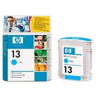 Hewlett Packard [HP] No. 13 Inkjet Cartridge Page Life 1020pp 14ml Cyan Ref C4815A