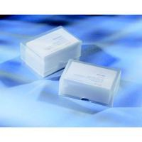 Business Card Box and Lid Smalls Plastic White 97x62x36mm Pack 250
