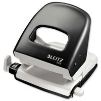 Leitz 5008 NeXXt Hole Punch Black 30 Sheet