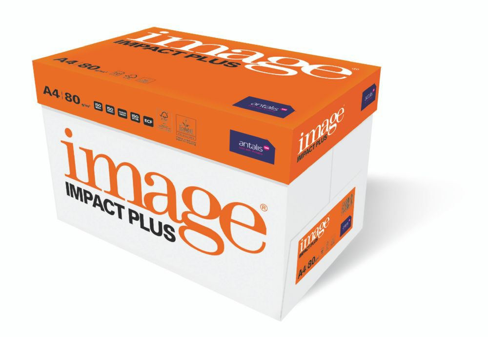 Image Impact Plus FSC Mixed Credit A4 210X297mm 80Gm2  Packed 500
