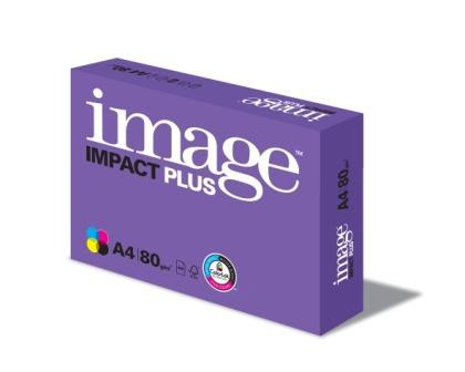 Image Impact Plus FSC Mixed Credit A4 210X297mm 120Gm2  Packed 250