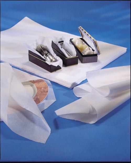 Masterline Acid Free Tissue Pure White 450 x 700mm 18gm Pack 480