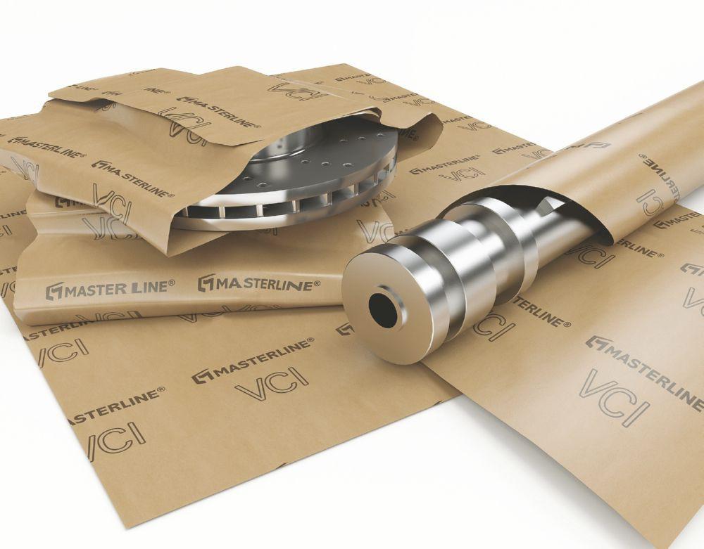 Masterline Kraft VCI Paper Roll 1000mm x 200m 50gsm FW