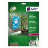 Avery Outdoor Sign A4 190x275 L7091-10