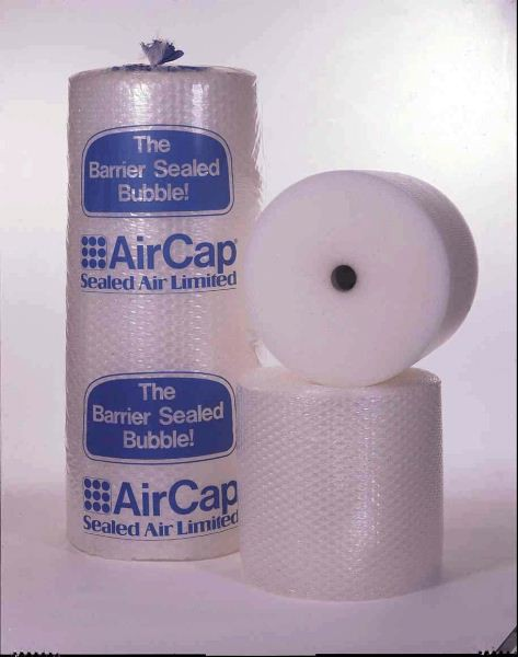 Aircap TL Large Bubble Wrap 1500mm x 45m (2 x 750mm)