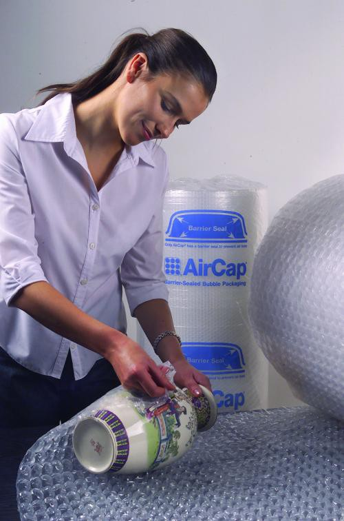 Aircap TL Large Bubble Wrap 1500mm x 45m (3 x 500Mm)