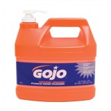 Gojo Natural Orange Hand Cleaner Grease-Removing With Pumice Particles And Aloe 3.78 Litre N06298