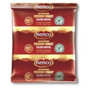 Kenco Westminster Coffee Sachets 3 Pints per 65g Sachet Ref A07356 [Pack 10]