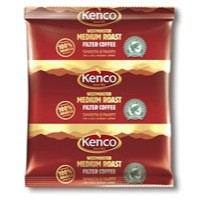Kenco Westminster Coffee Sachets 3 Pints per 65g Sachet Ref A07356 [Pack 10]