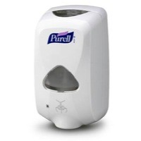 Purell TFX Dispenser Touch-free with 3 Batteries Size C for 30000 Activations Ref C02832/X00956