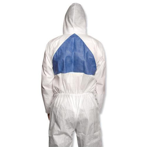 3M 4540Plus Protective Coverall Light Breathable Type 5/6 Anti-Particulate EN1073-2 XL Ref 601868