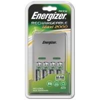 Energizer Maxi Battery Charger 1300 UK 4xAA 1300mAh