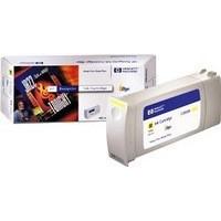 Hewlett Packard No81 Inkjet Cartridge Dye Ink Yellow C4933A