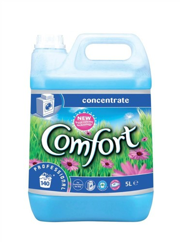Comfort Professional Concentrated Fabric Softener 140 Washes 5L Ref 7508522