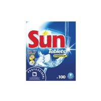 Sun Professional Dishwashing Tablets Pack of 100 HG756