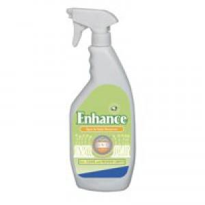 Johnson Diversey Enhance Specialist Carpet Spot and Stain Remover Spray Bottle 750ml Ref 411090